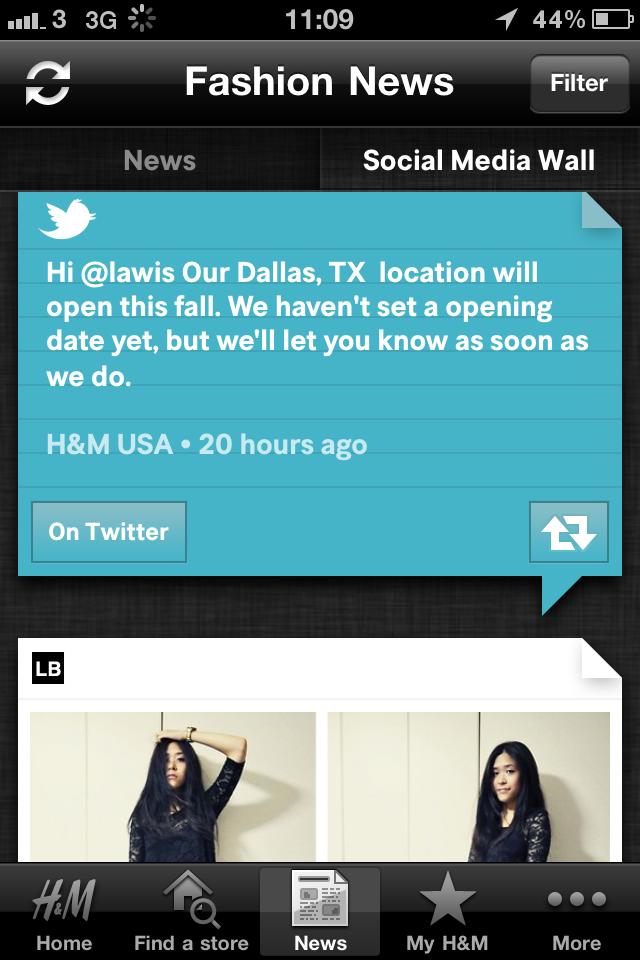 H&M Screenshot 4
