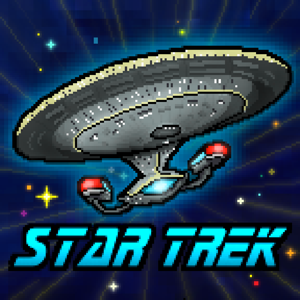 Star Trek™ Trexels iOS